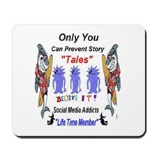 Only YOU Tales Mousepad