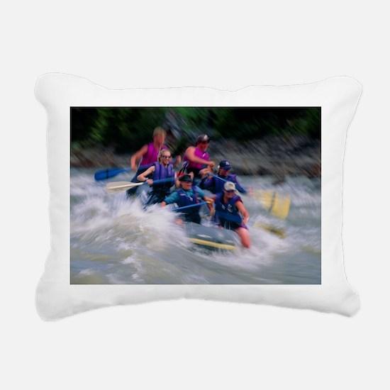 Whitewater rafting - Pillow