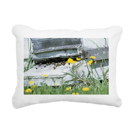 Bee hive - Pillow