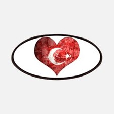 Turkish heart Patches