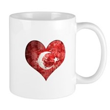 Turkish heart Mug