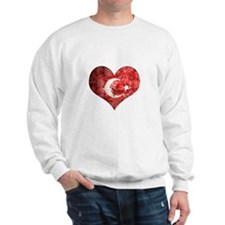 Turkish heart Sweatshirt