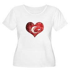 Turkish heart T-Shirt