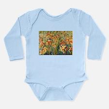 Maurice Prendergast Bed Of Flowers Long Sleeve Inf