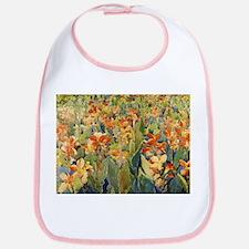 Maurice Prendergast Bed Of Flowers Bib
