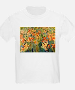 Maurice Prendergast Bed Of Flowers T-Shirt