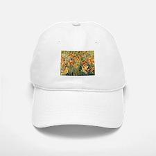 Maurice Prendergast Bed Of Flowers Baseball Baseball Cap