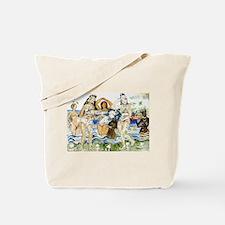 Maurice Prendergast Sea Maiden Tote Bag