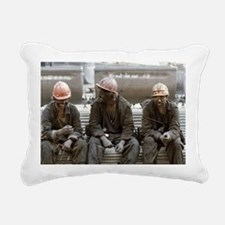 Coal miners - Pillow