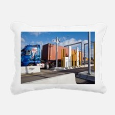 Container port security - Pillow