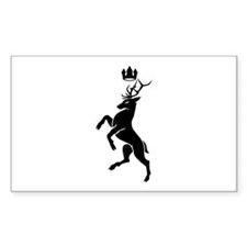 House Baratheon Stag Decal