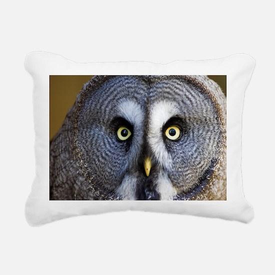 Great grey owl - Pillow