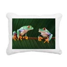 Red-eyed tree frogs - Pillow