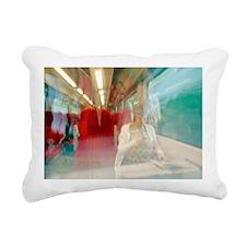 Train travel - Pillow