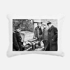 WW2 poison gas investigation, Poland - Pillow