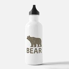 Unique Bear Water Bottle