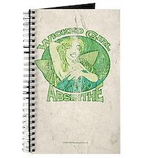 Vintage Wicked Girl Absinthe Journal
