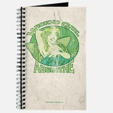 Vintage Wicked Girl Absinthe Journal