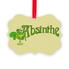 Fairy In Glass Absinthe Ornament