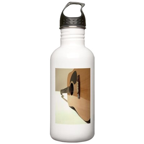 De Chiricos guitar Stainless Water Bottle 1.0L