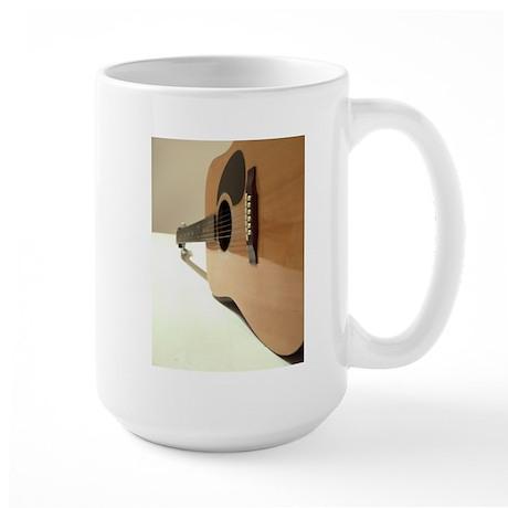 De Chiricos guitar Large Mug