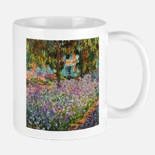 Irises In Monet's Garden Mug