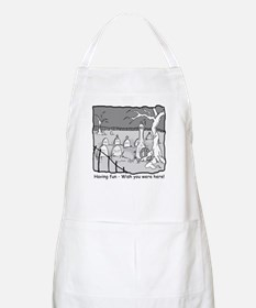 """Having fun..."" Apron"