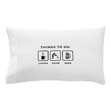 Gardening Pillow Case