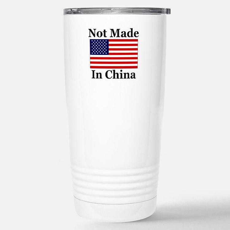 Cute Usa made Travel Mug