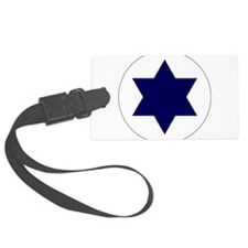 Israeli AF roundel Luggage Tag