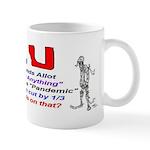 Flu Epidemic-Pandemic? Mug