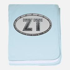 ZT Metal baby blanket