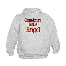 Grandmas Little Angel Hoodie