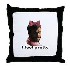 Gay Ahmadinejad Throw Pillow