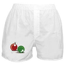 Holiday Ornaments Boxer Shorts