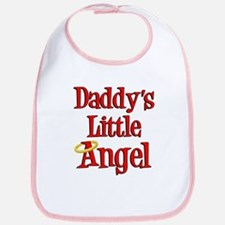 Daddys Little Angel Bib