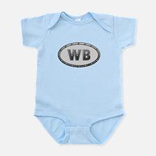 WB Metal Infant Bodysuit