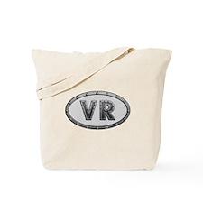 VR Metal Tote Bag