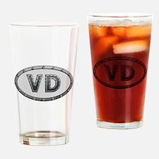 VD Metal Drinking Glass