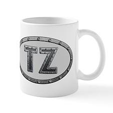 TZ Metal Mug