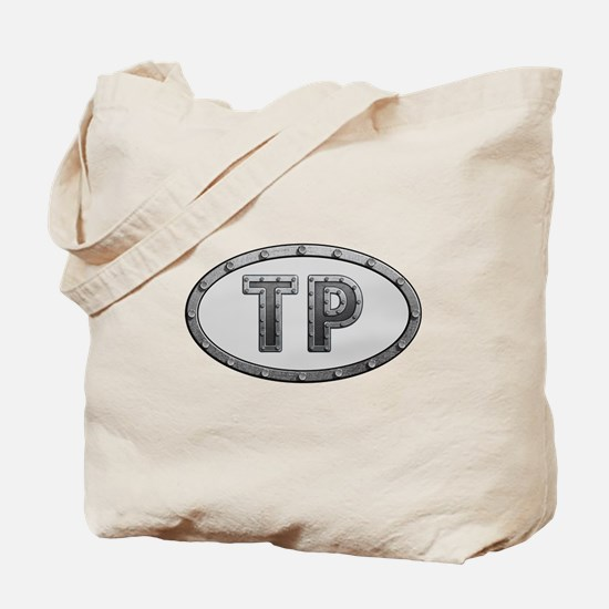 TP Metal Tote Bag
