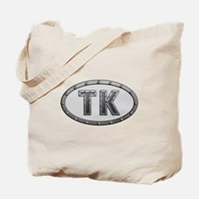 TK Metal Tote Bag