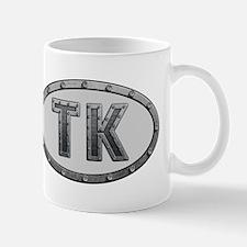 TK Metal Mug