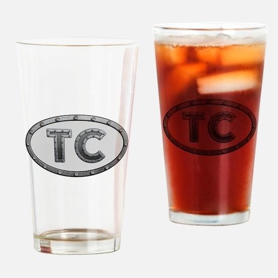 TC Metal Drinking Glass