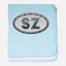 SZ Metal baby blanket