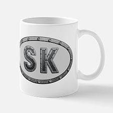 SK Metal Mug