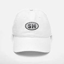 SH Metal Baseball Baseball Cap