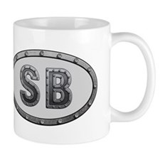SB Metal Mug