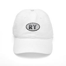 RY Metal Baseball Cap