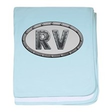 RV Metal baby blanket